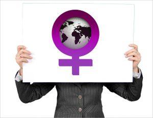 verantwortung uebernehmen als Business-Frau
