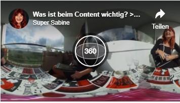 was ist beim content wichtig video
