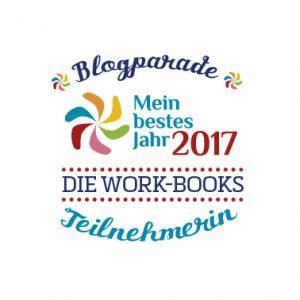 mein bestes jahr 2017 - blogparade