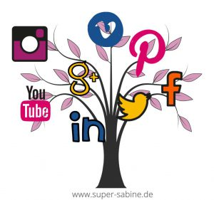 social media fuer content marketing