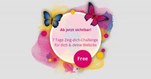 Zeig-dich-Challenge-Bestätigung