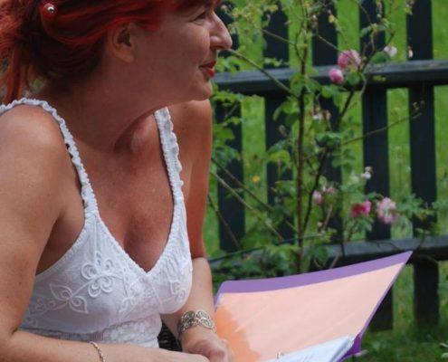Lebenskicks Lesung Sabine Krink