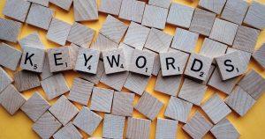 nischen keywords