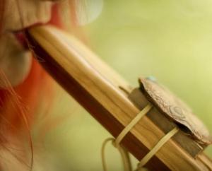 schamanische floete