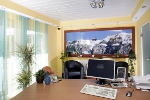 Businessfarben für mehr Power im Büro