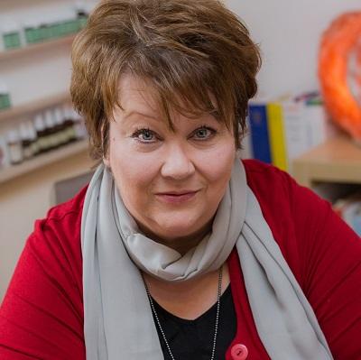 Corinna Stuebiger ueber innere Haltung