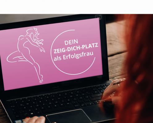 Zeig-dich-Platz - Interview Erfolgsfrau
