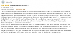 amazon-alchemilla-feedback buch