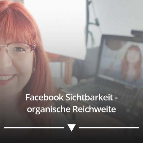 Facebook-Sichtbarkeit