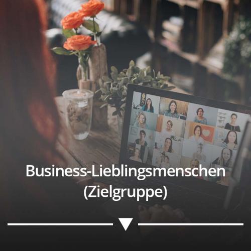 Zielgruppe-Business-Lieblingsmenschen