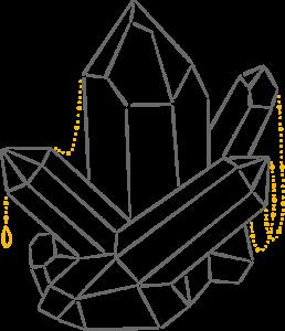 Rauchquarz-7-Zyklus-Prinzip