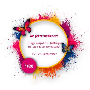 Zeig-dich-Challenge