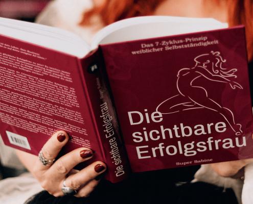 Buch Super Sabine die sichtbare Erfolgsfrau