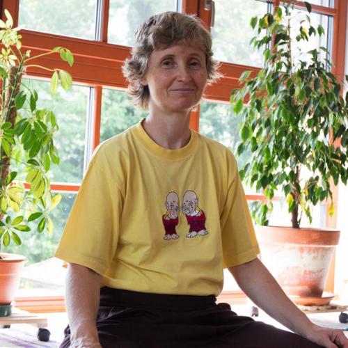 Business-Frau Silvia Schulz-Pannocha