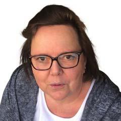 Business-Frau Susanne Schwarz