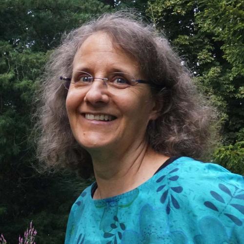 Businessfrau Christine Blum
