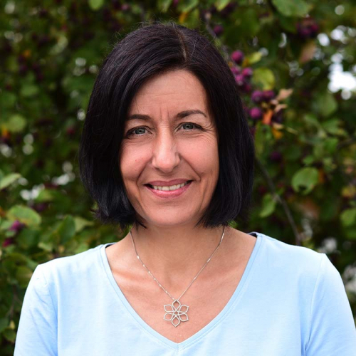 Businessfrau Dr. Gabriele Klaus