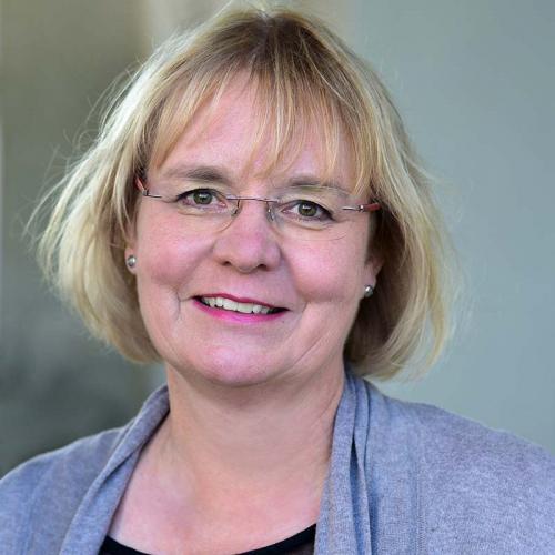 Geschäftsfrau Astrid Gövert