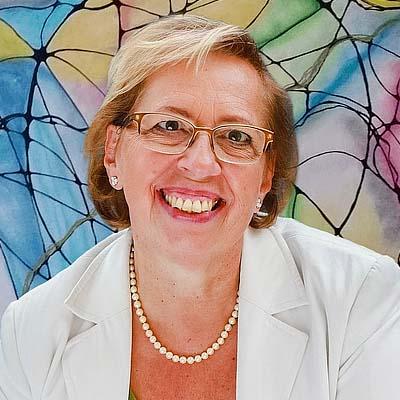 Geschäftsfrau Sabine Brudy