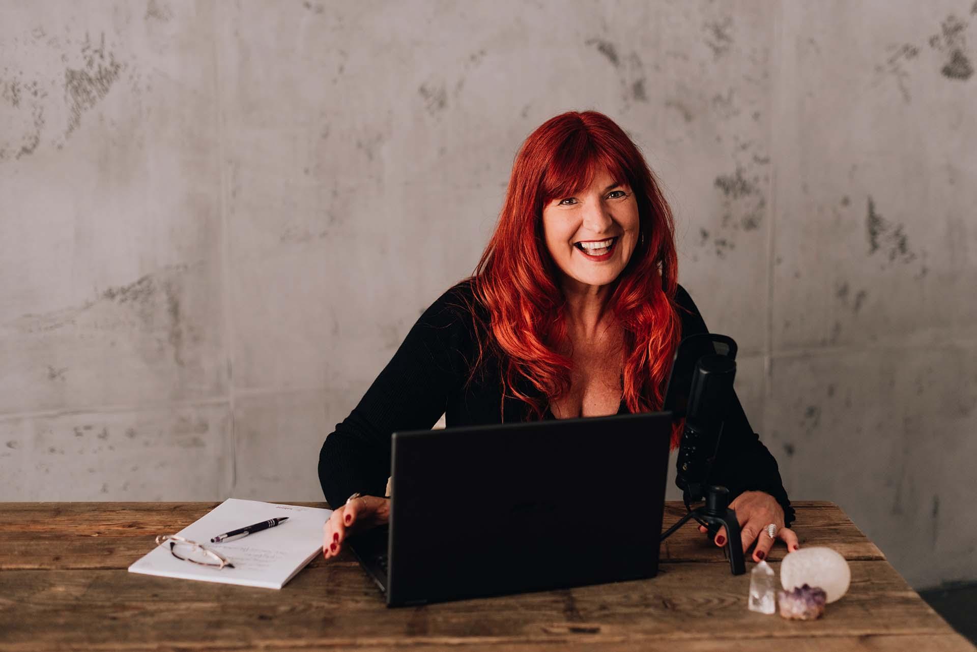 Sabine Krink Geschäftsfrau