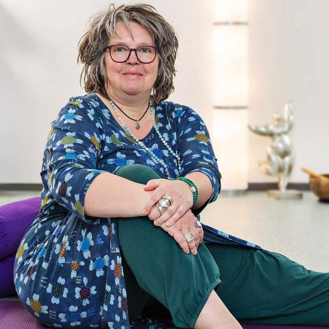 Unternehmerin Claudia Korsten-Ring.