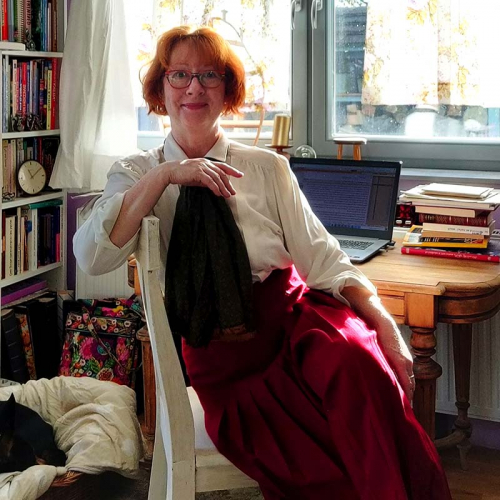 erfolgreiche Frau Emma Sommerfeld