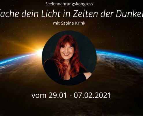 Sabine Krink Seelennahrungskongress