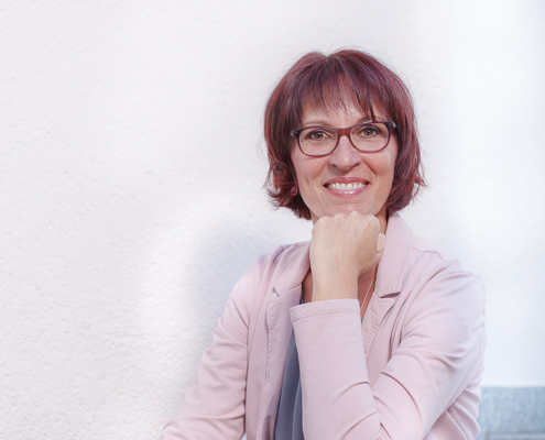 Businessfrau Alexandra Sendlinger