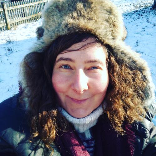 Business-Frau Stephanie Blumrich