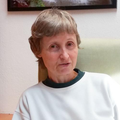 Businessfrau Silvia Schulz-Pannocha