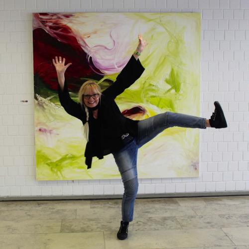 Geschaeftsfrau Silvia Grasser
