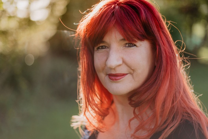 Sabine Krink sichtbarkeitesmentorin und schamanin
