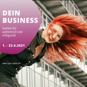 DEIN BUSINESS - Seminar Juni 2021