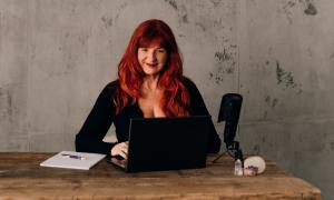 super sabine als mentorin für businessaufbau