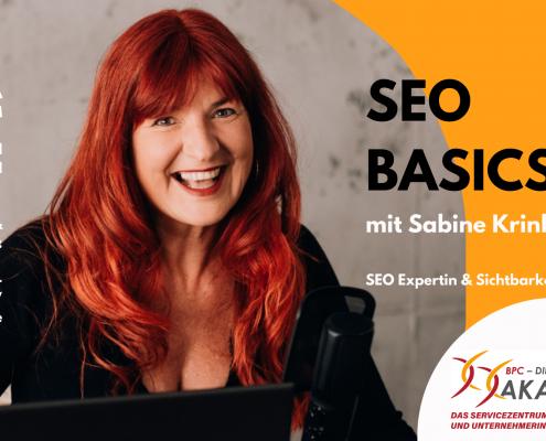 SEO-Basics Seminar